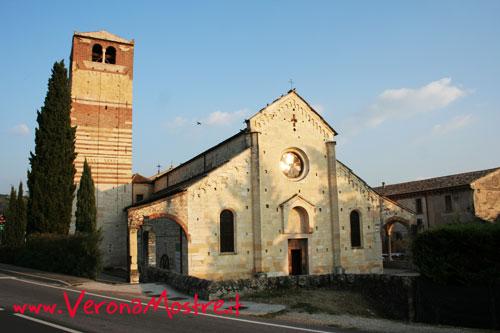 La pieve romanica di San Floriano