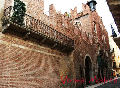 La casa di Romeo a Verona