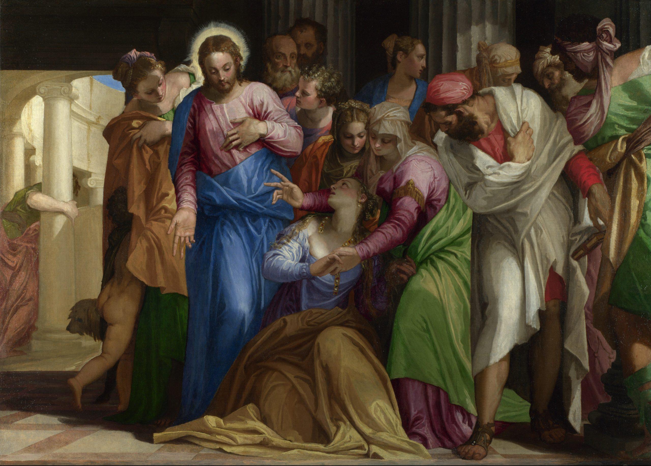 Miniatura per l'articolo intitolato:Mostra di Paolo Veronese – Verona – Visite Guidate