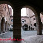 portico palazzo della ragione