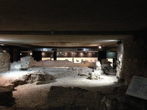 museo scavi scaligeri