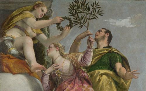 Miniatura per l'articolo intitolato:Paolo Veronese e la Religiosità