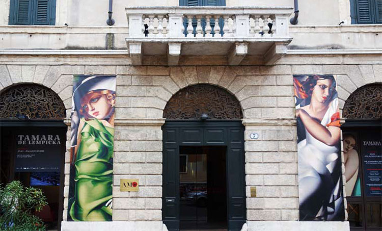Miniatura per l'articolo intitolato:Tamara de Lempicka