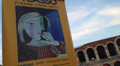 Mostra Picasso a Verona