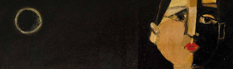 Giulio Salvadori - dipinto