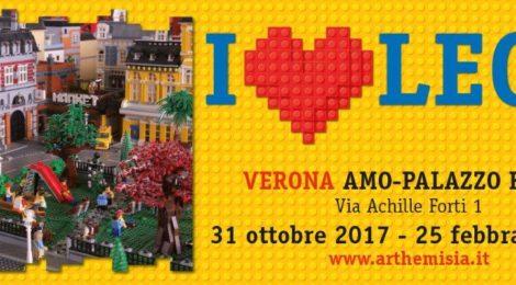 Mostra Lego Verona