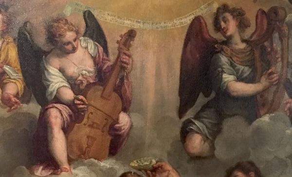 Alessandro Turchi - Battesimo di Gesù