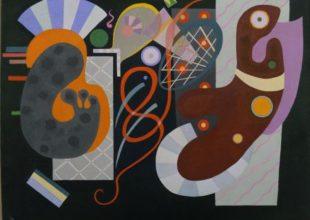 Miniatura per l'articolo intitolato:Il Tempo di Giacometti, da Chagall a Kandinsky